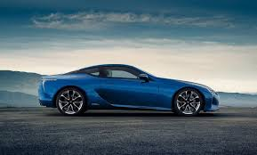 nuevo lexus lf lc lexus lc 500h nuevo deportivo coupé híbrido motoractual es
