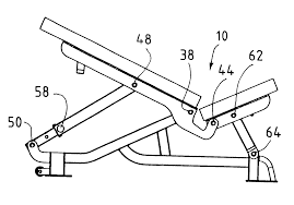 patent us6287243 multi adjustable exercise bench google patents