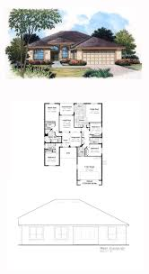 Homes With Courtyards by House Plans Tuscan House Plans Hacienda House Plans With