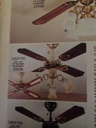Smc Ceiling Fans Sears Canada 1985 Catalogue Vintage Ceiling Fans Com Forums