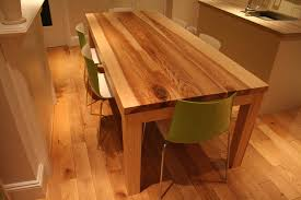 handmade tables for sale bespoke handmade contemporary dining table in flaming ash quercus