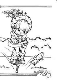 rainbow brite 999 coloring pages crafty 80 u0027s rainbow brite