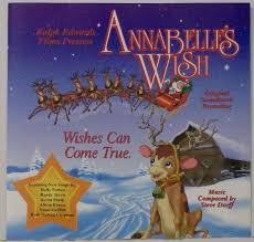 annabelles wish dvd saturday club annabelle s wish the byre theatre st
