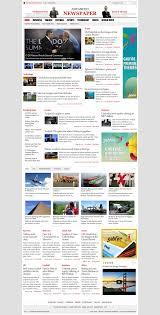 41 professional wordpress news themes