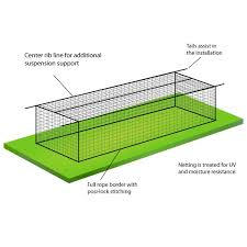 Batting Cage For Backyard 36 square hung batting cage net
