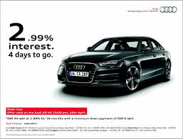 audi car loan interest rate amazing interest rates for audi a6 soulsteer