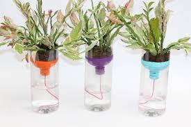 diy self watering herb garden diy self watering garden planters handmade by kelly