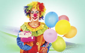 clown baloons five creepy clowns just in time for