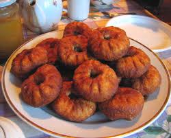 list of doughnut varieties wikipedia