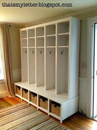 Cubby Bench Ikea Mudroom Storage Locker With Bench Mudroom Lockers With Bench