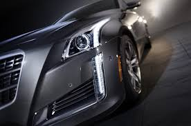 cadillac cts lights cadillac cts brings on the leds automotive design production
