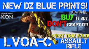 Buy Blueprints The Division Lvoa C Blueprint Finally Ar Lovers Rejoice New