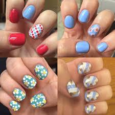 easy nail art ideas u2013 no tools needed u2013 moremakeupplease