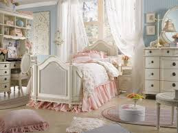 Shabby Chic Bed Frame French Shabby Chic Bedroom Ideas Beige Lace Quilt Brown Wooden Bed