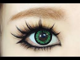 how to gyaru eye makeup you i love her videos she does the best anime eyes