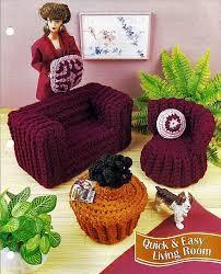 best 25 crochet furniture ideas on pinterest crochet barbie