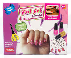 funskool nail art parlour set nail art parlour set shop for