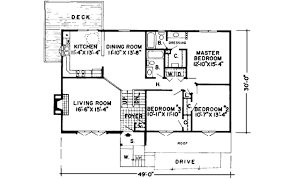 contemporary style house plans plan 46 169