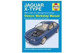 haynes jaguar x type petrol u0026 diese