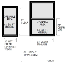 Basements For Dwellings by Basement Egress Windows Grand Rapids Mi Wmgb Home Improvement