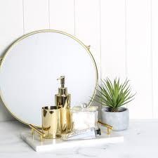 Bathroom Accessories Au by Olympia Gold Bathroom Accessories Pillow Talk