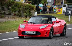 tesla roadster sport tesla motors roadster sport 2 5 28 may 2017 autogespot