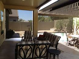Outdoor Patio Pull Down Shades Roll Down Patio Shades Aaa Sun Control