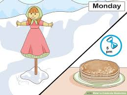 how to celebrate maslenitsa 15 steps with pictures wikihow
