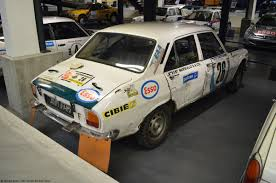 peugeot 504 aventure peugeot museum 504 rally 2 ran when parked