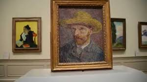 vincent van gogh paintings at metropolitan museum of art new york