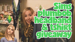 plumbob headband the sims plumbob headband and t shirt closed giveaway