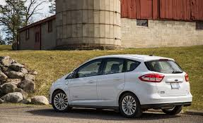 Ford Escape Fuel Economy - 2017 ford c max c max energi in depth model review car and