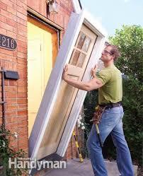 Replacing An Exterior Door Exterior Replace Exterior Door Home Design Ideas
