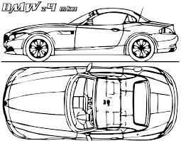 bmw concept car coloring u0026 coloring book