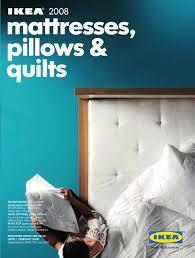 mattresses pillows u0026 quilts 2008 by ikea