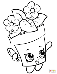 coloring pages of shopkins season 4 coloring page