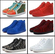 red bottom heels name