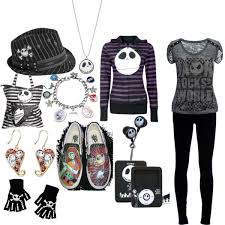 the nightmare before polyvore in nightmare before