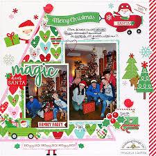 doodlebug design inc blog here comes santa claus christmas magic