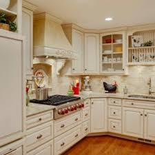 cottage style kitchen designs alluring english cottage style kitchen featuring cream color