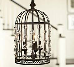 Pottery Barn Lantern Birdcage Lantern Pottery Barn