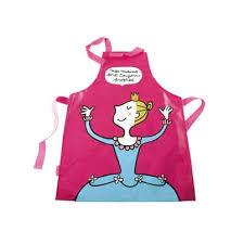tablier de cuisine enfant tablier de cuisine enfant princesse de soledad bravi