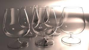 free illustration cognac glass restaurant elegant free image