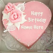 With Name And Beautiful Birthday Cake With Name And Photo