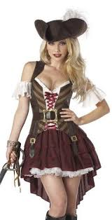 Medieval Halloween Costumes Womens Medieval Pirate Fancy Dress Halloween Costume Ebay