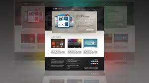 photoshop tutorial web design template portfolio youtube