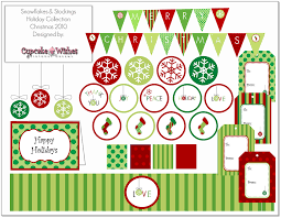 printable christmas banners u2013 happy holidays
