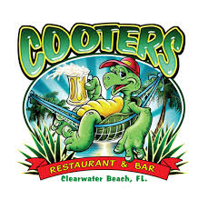 License Plate Usa Map by Cooters Restaurant U0026 Bar The Premier Location On Clearwater