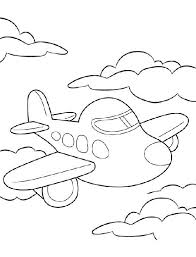 44 coloring airplanes images coloring sheets
