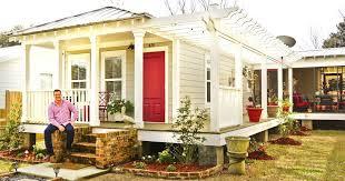 fema cottage katrina cottage makeover the shoofly magazine bay st louis living
